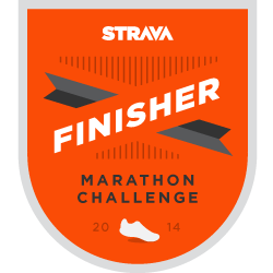 The Marathon Challenge