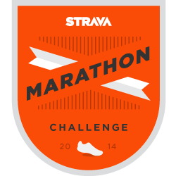 The Marathon Challenge logo