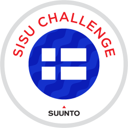 Suunto Sisu Challenge logo
