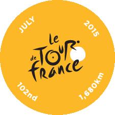 The Tour de France Challenge 2015
