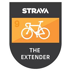 The Extender logo