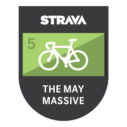 The May Massive logo