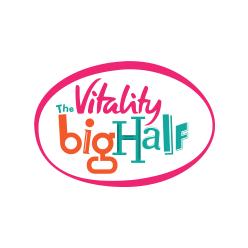 The Vitality Big Half logo