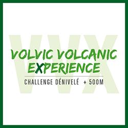 Volvic Volcanique - Challenge Dénivelé logo