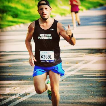 Perfil de corredor profesional de Strava   Brandon York