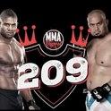 UFC 209  live