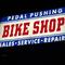 Pedal Pushing Bicycle Shop