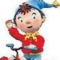 Noddy on wheels