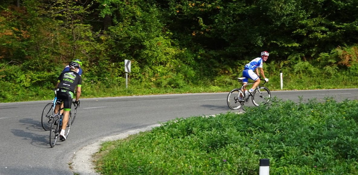 Infiniti Cycling