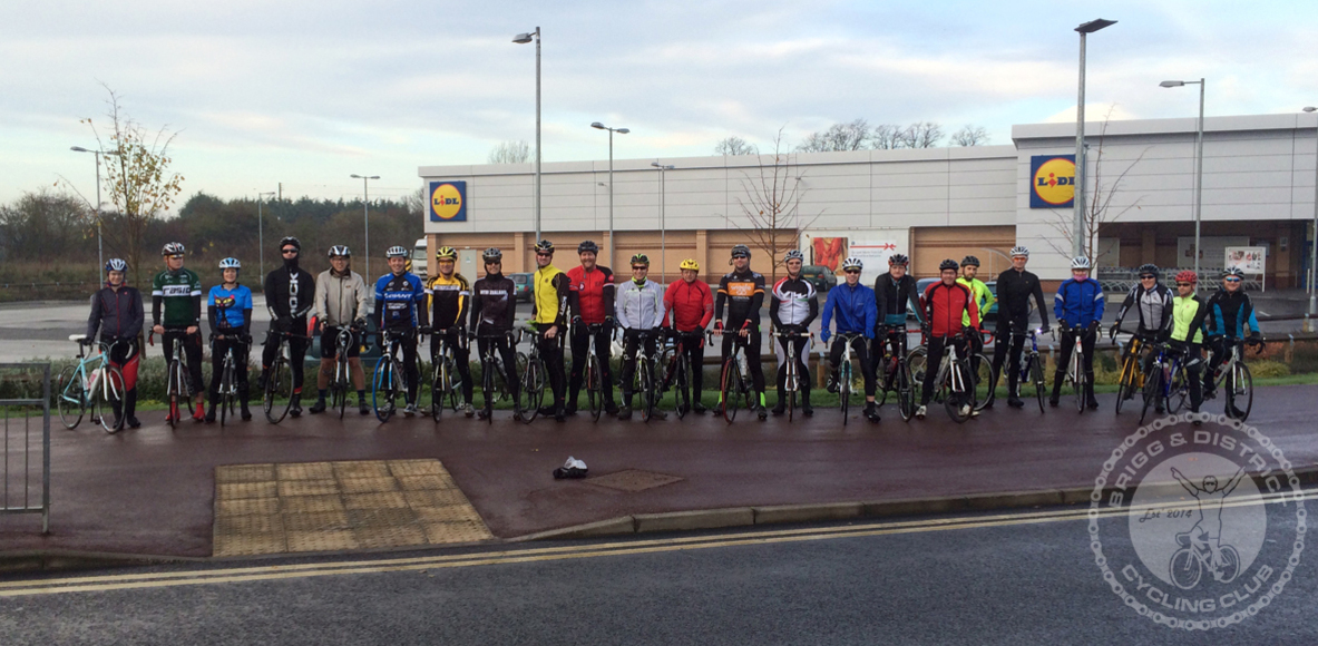 Brigg and District Cycling Club