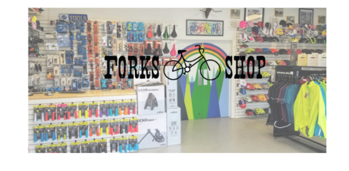Forks Bicycle Shop