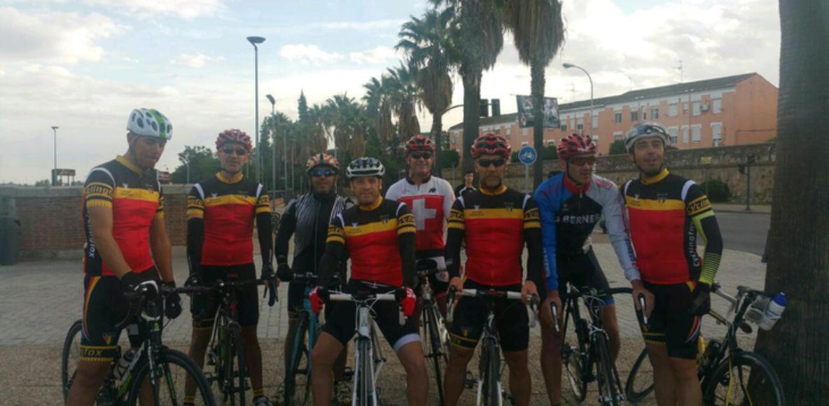 Haciendo la Goma, Badajoz