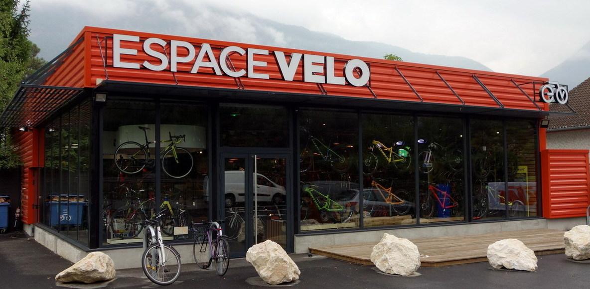 Espace Vélo Grenoble