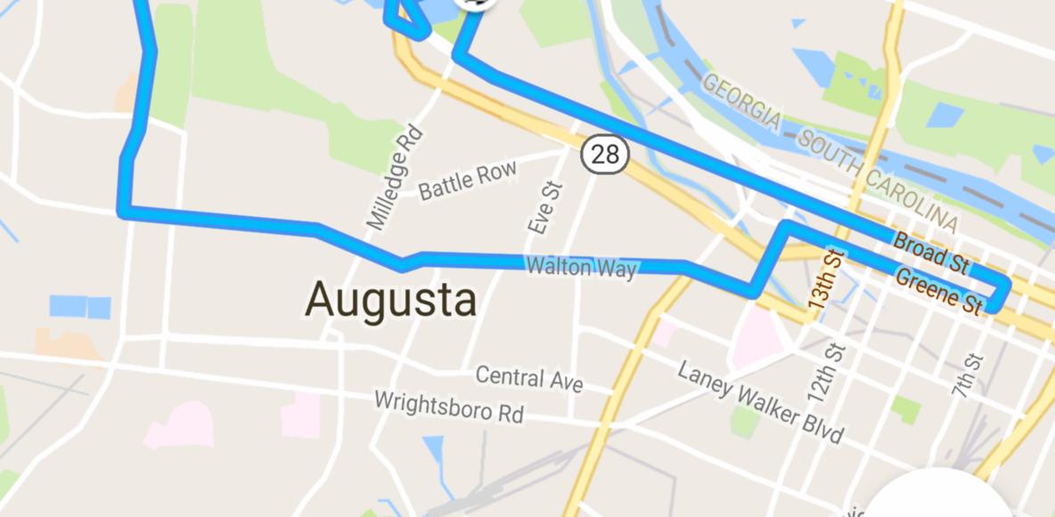 Augusta Striders Running Club