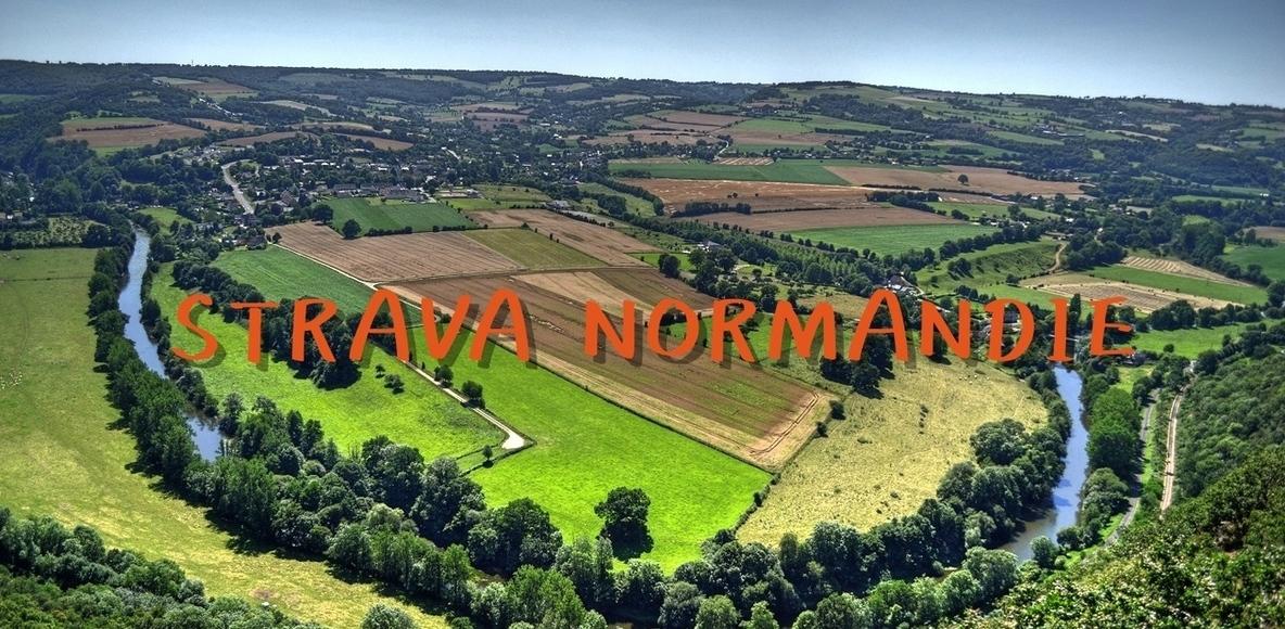 Strava Normandie