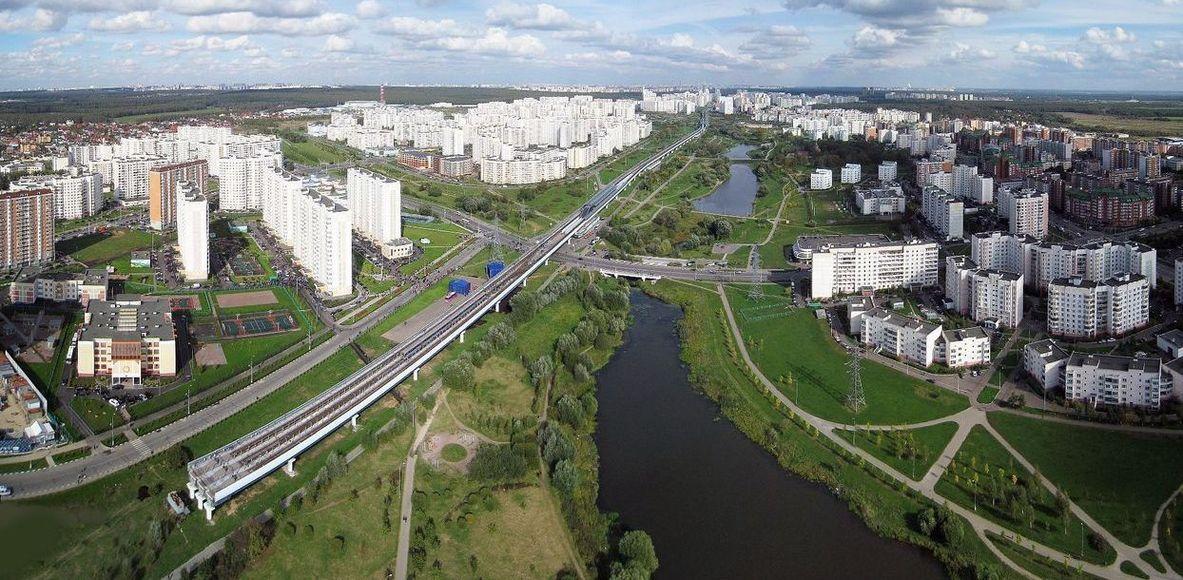 Южное ВелоБутово