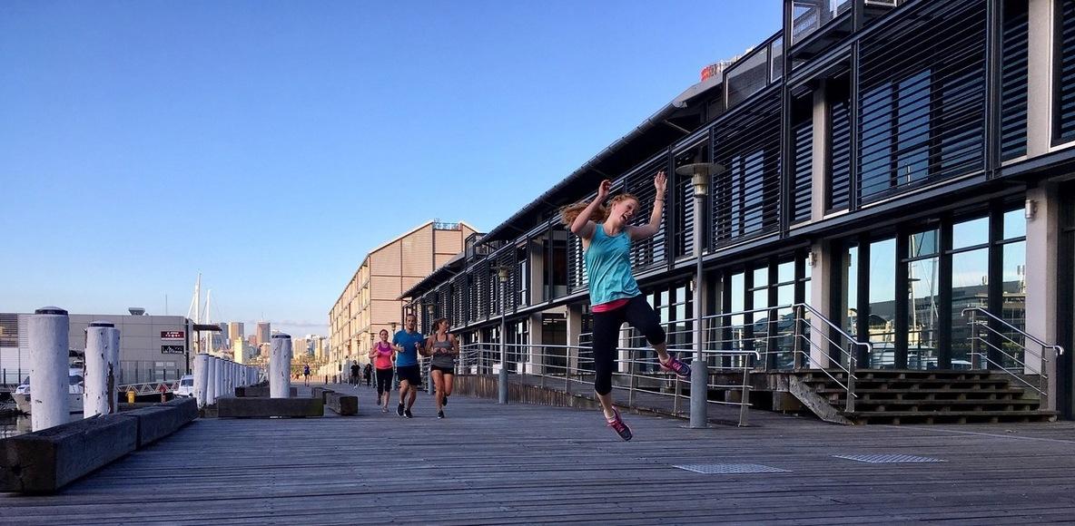 Sydney Harbour Runners