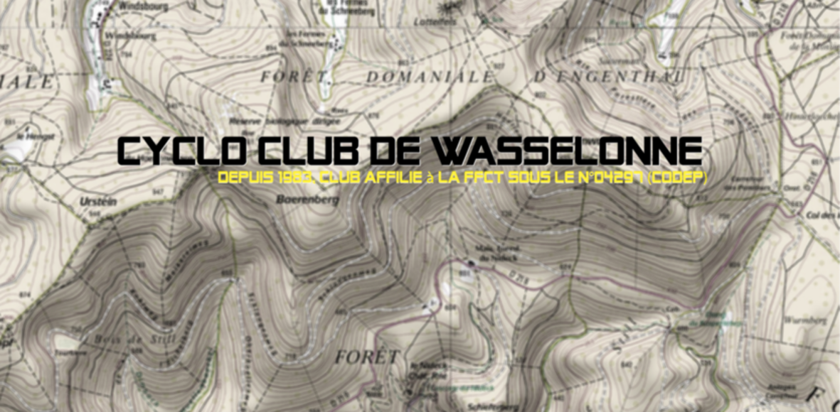 Cyclo Club Wasselonne