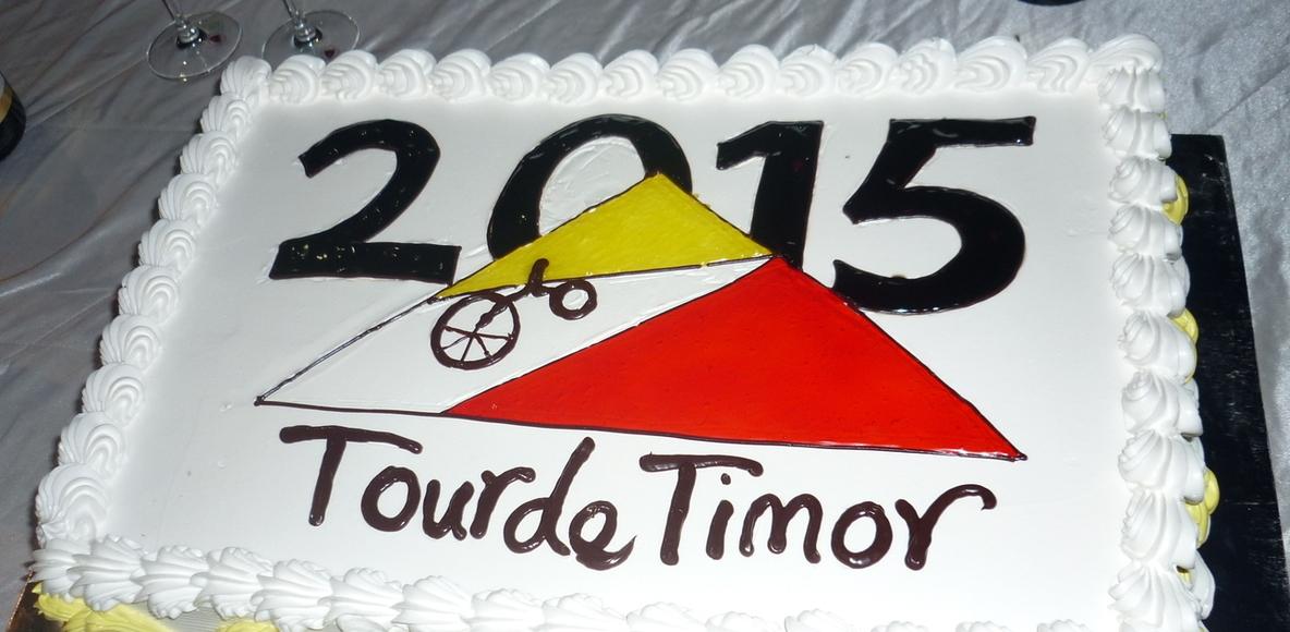 Tour de Timor Trainers
