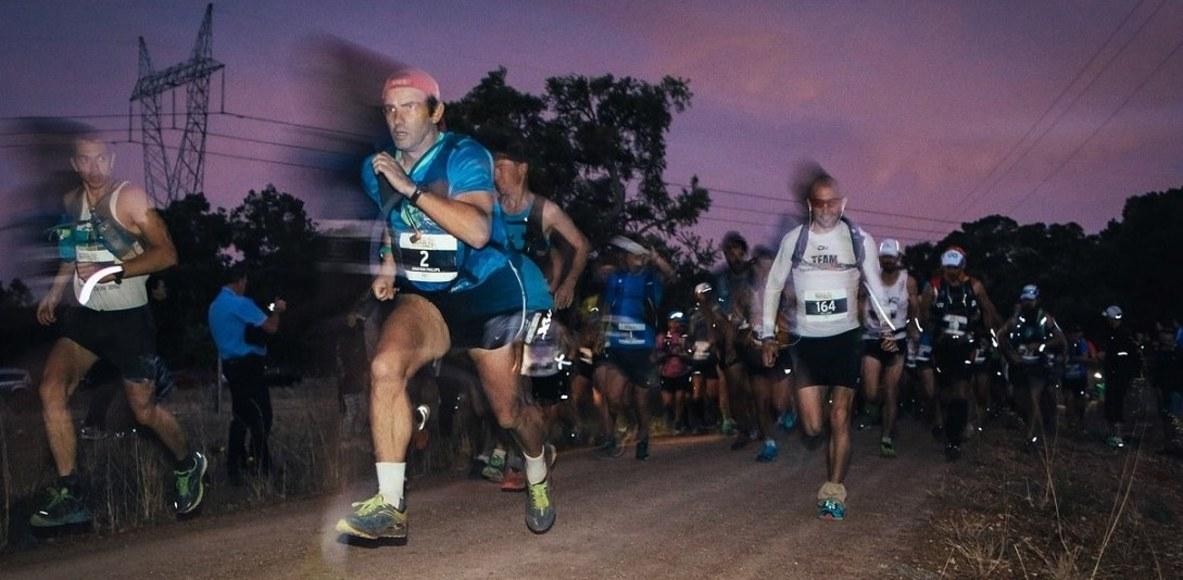 6 Inch Trail Marathon