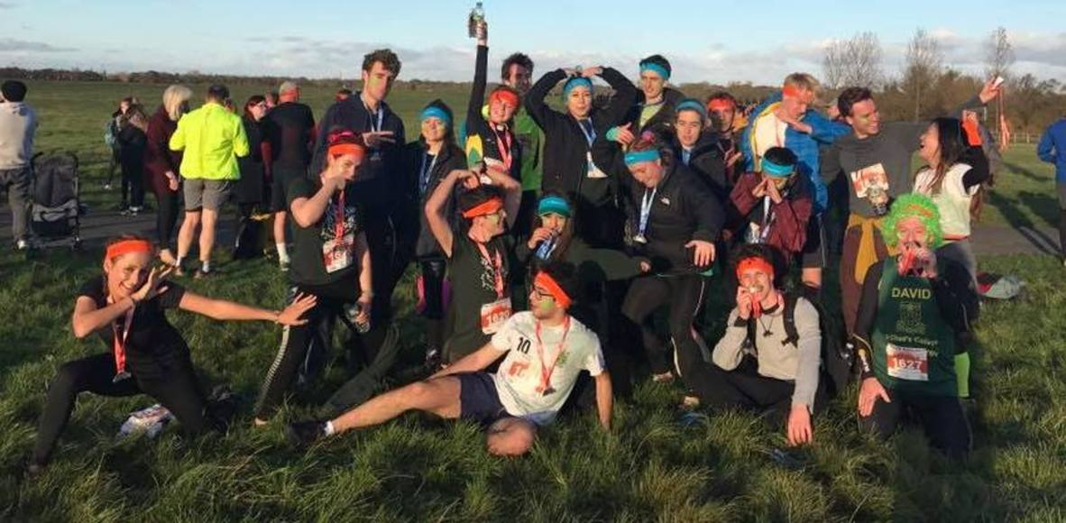 St Chad's College Cross Country Club