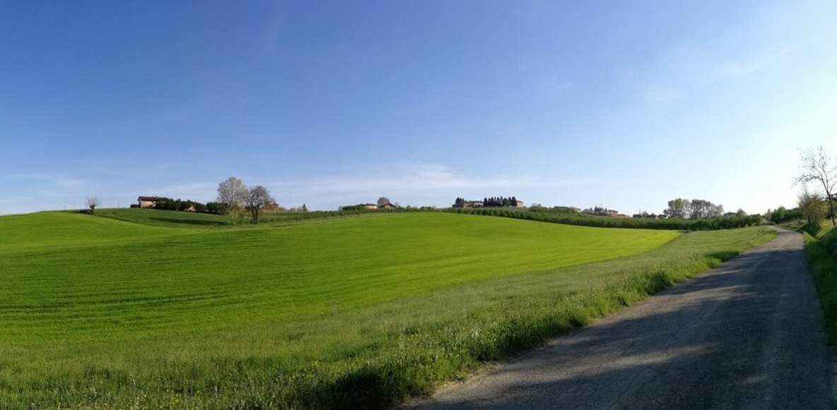 Biciclettando nelle Langhe e nel Roero.