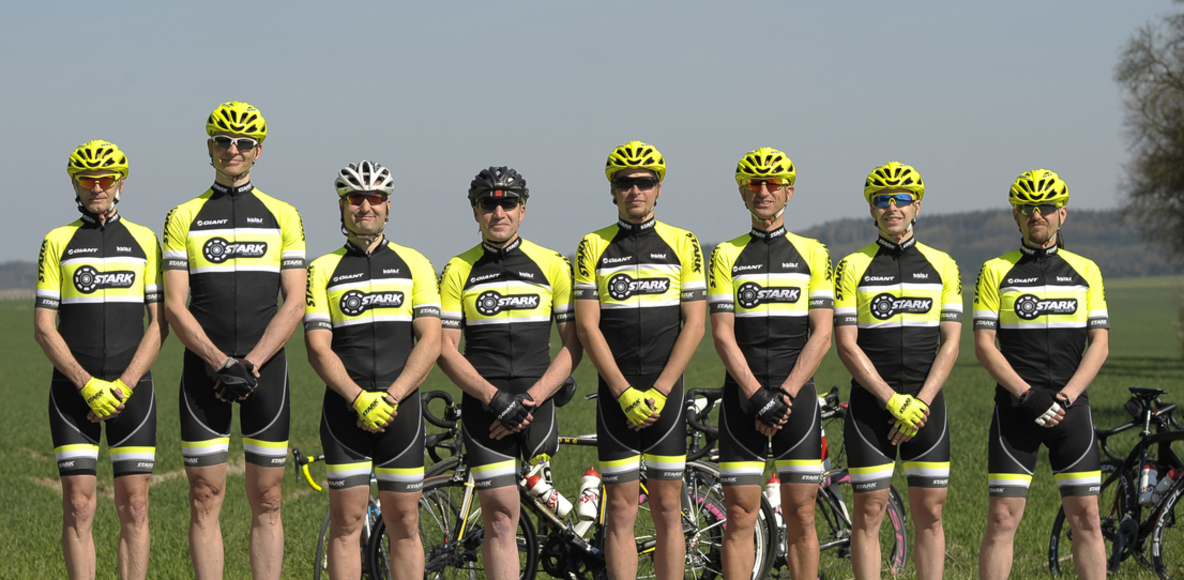 Stark Cycling Team a přátelé