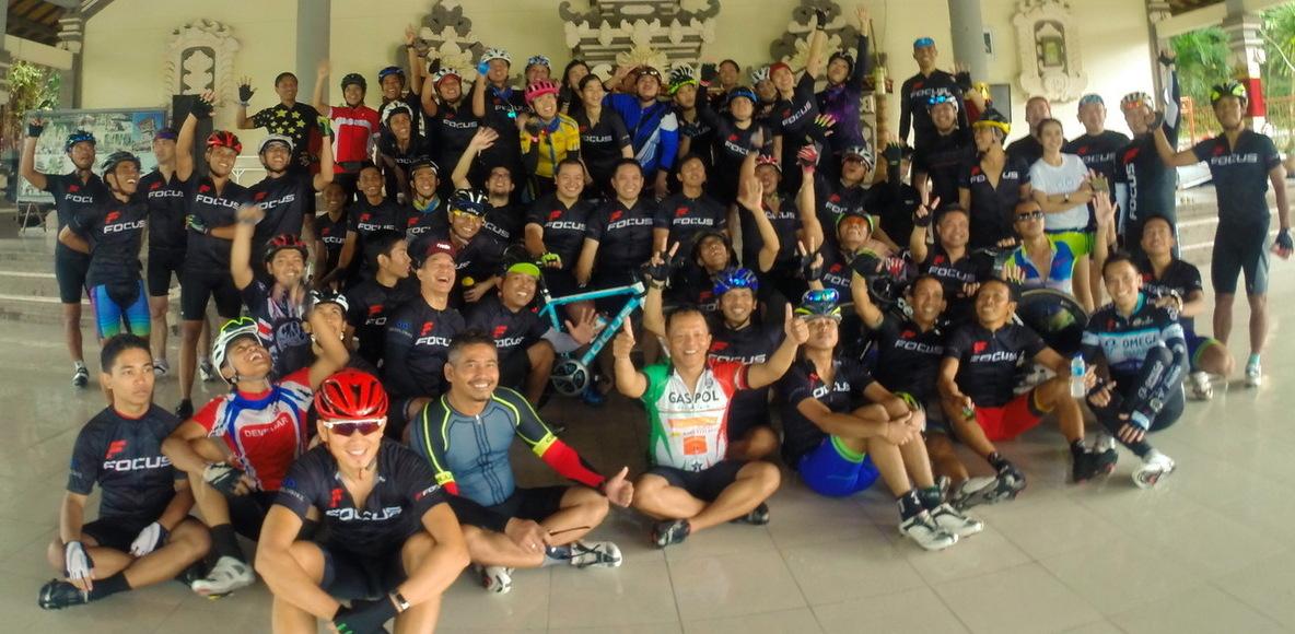Road Bike Bali