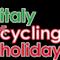 Italy Cycling Holidays
