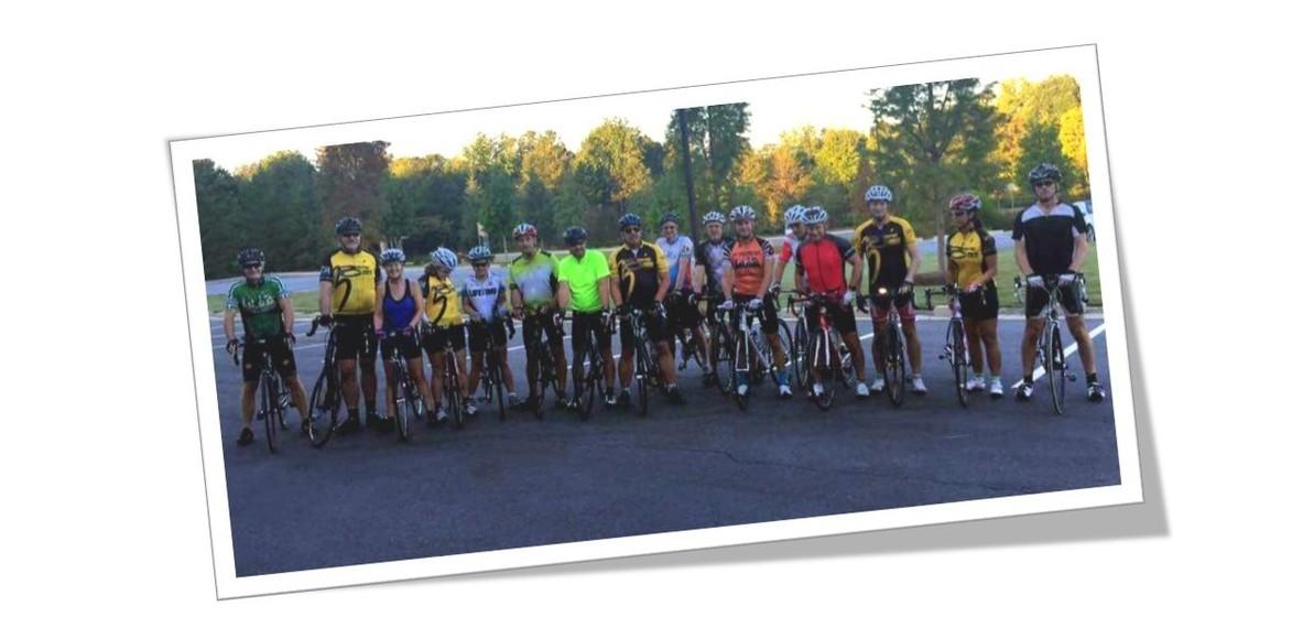 Peachtree Corners Cycling Club