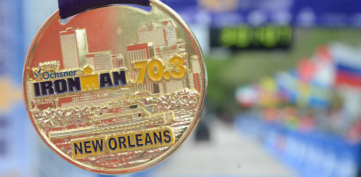 IM 70.3 New Orleans