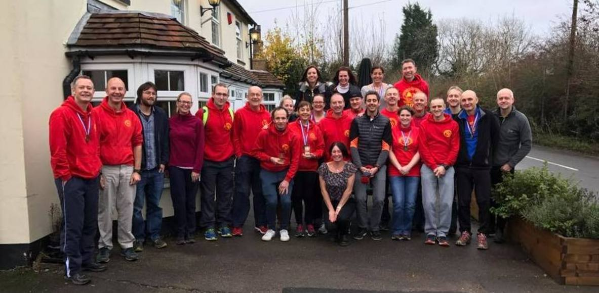 Cherwell Runners  Joggers