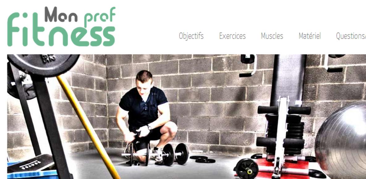 Mon Prof Fitness