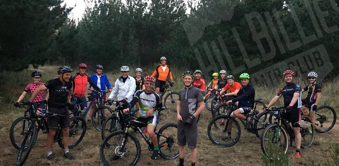 Hillbillies Mountain Bike Club