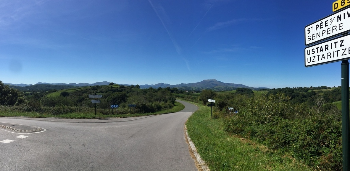 STRAVA PAYS BASQUE