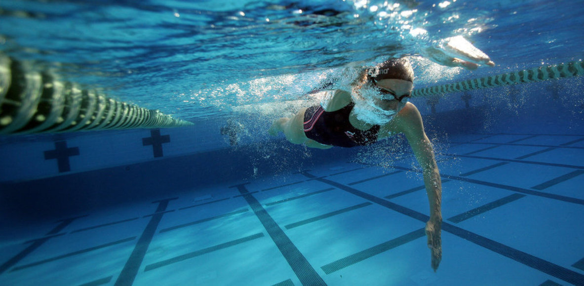 Amateur Triathletes That Enjoy Swimming
