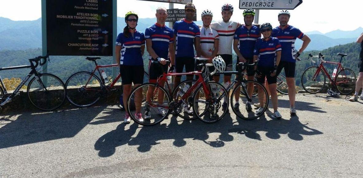 Mark Warner Cycling Club