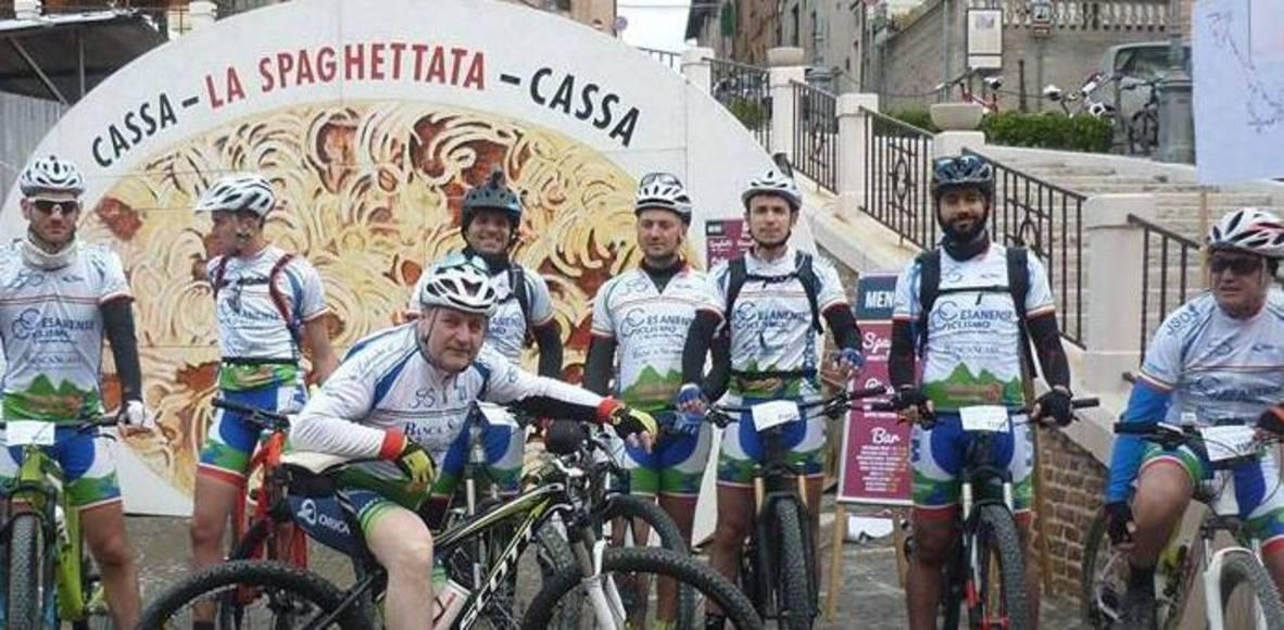 Cesanense Ciclismo - MTB Ruote Grasse