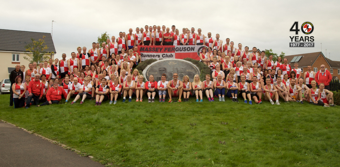 Massey Ferguson Runners Club