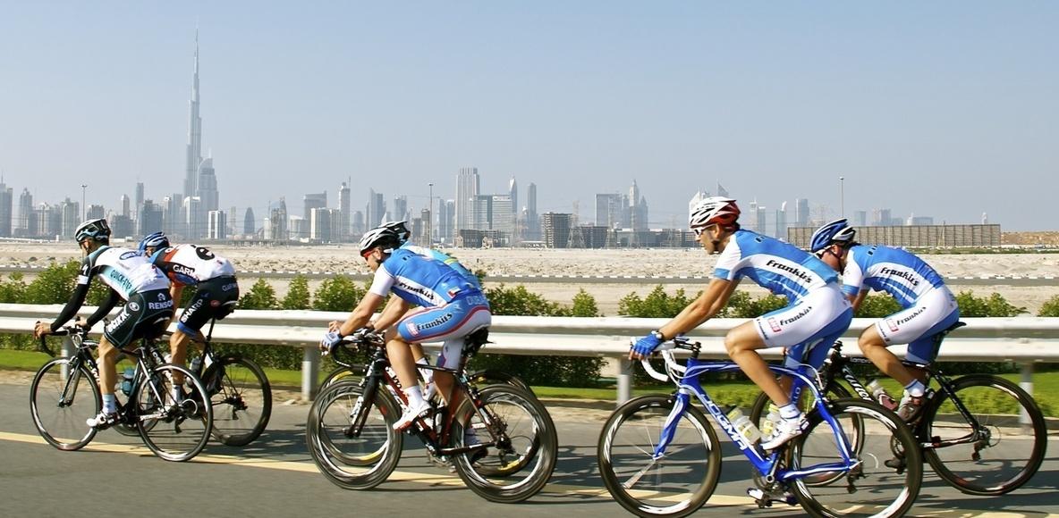 Team Frankies Dubai