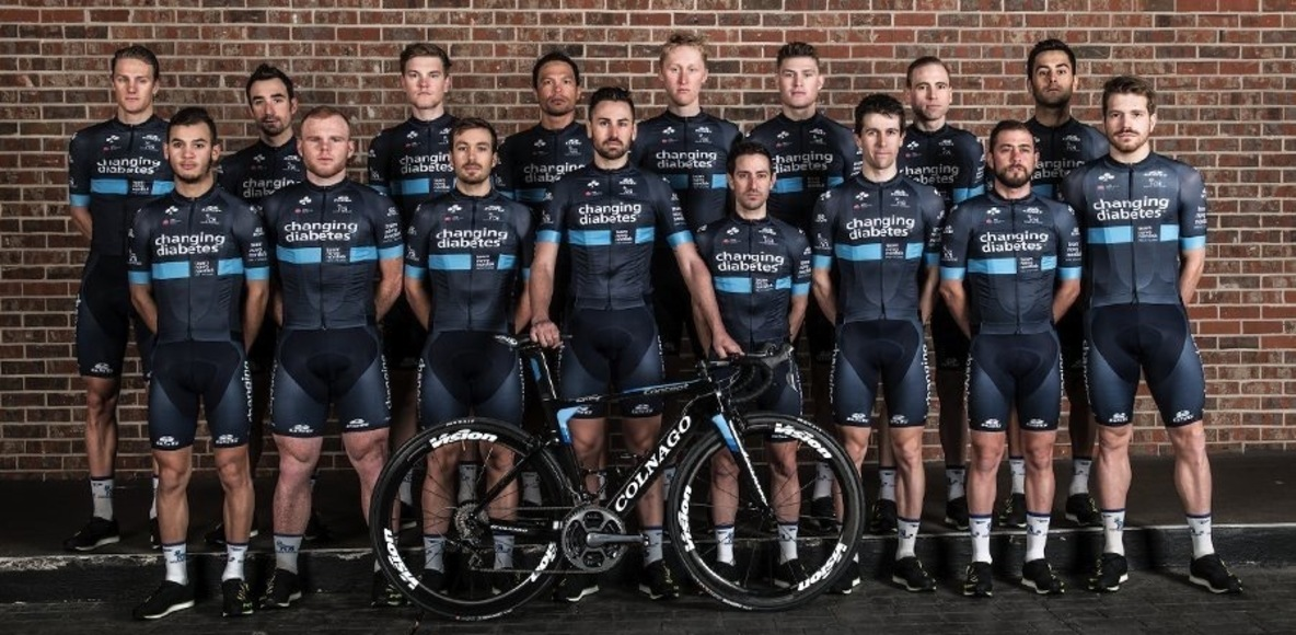 Team Novo Nordisk Pro Cycling team