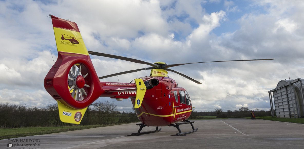 Midlands Air Ambulance Aircrew