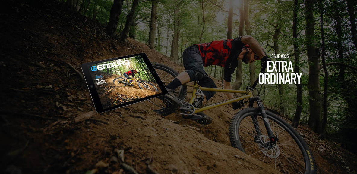 ENDURO Mountainbike Magazine
