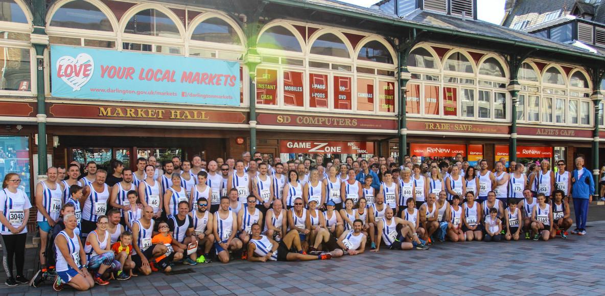 Darlington Harriers  Athletic Club