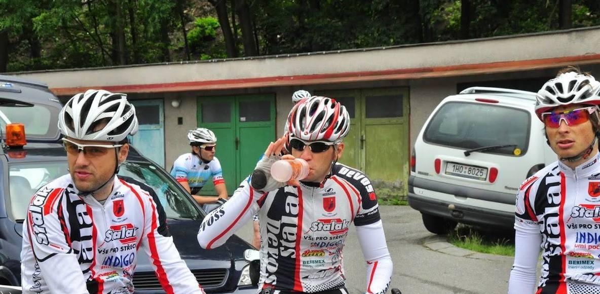 INDIGO cycling team RK