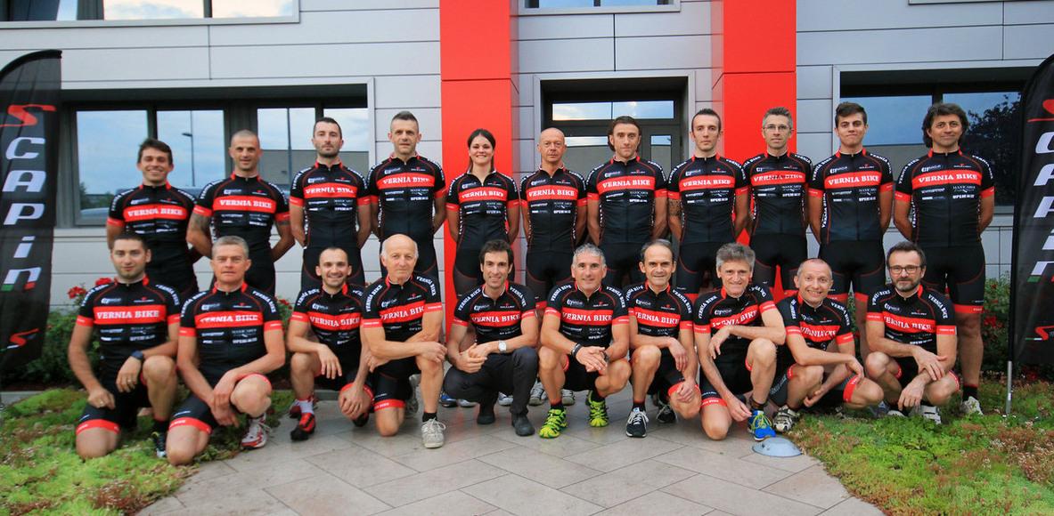 Team Vernia Bike