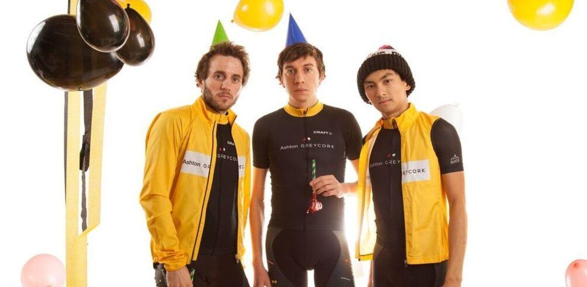 Greycork Cycling