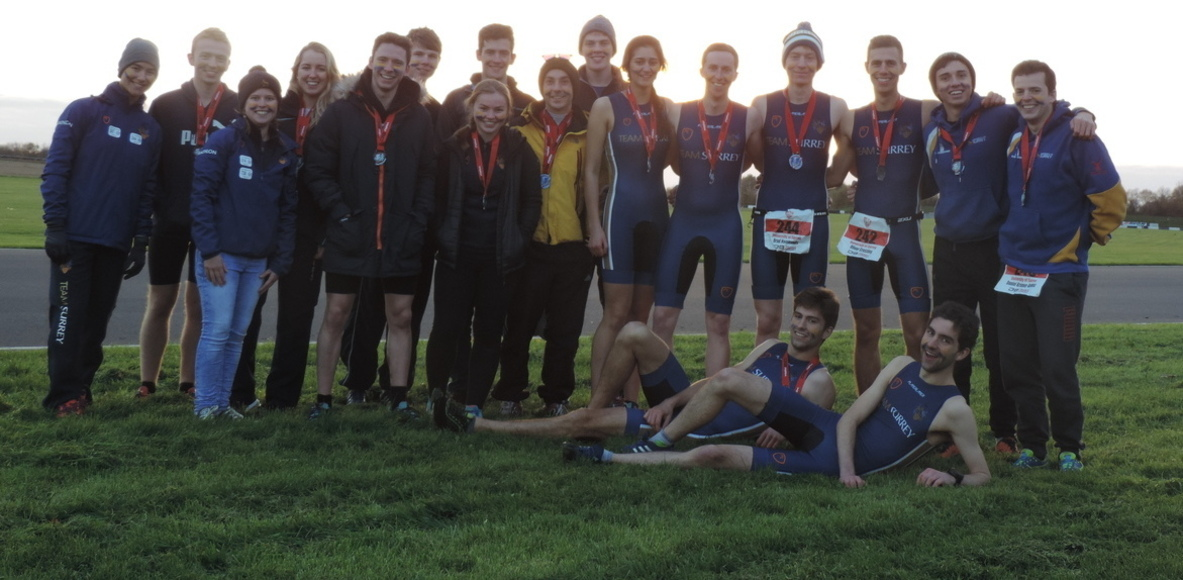 Team Surrey Triathlon