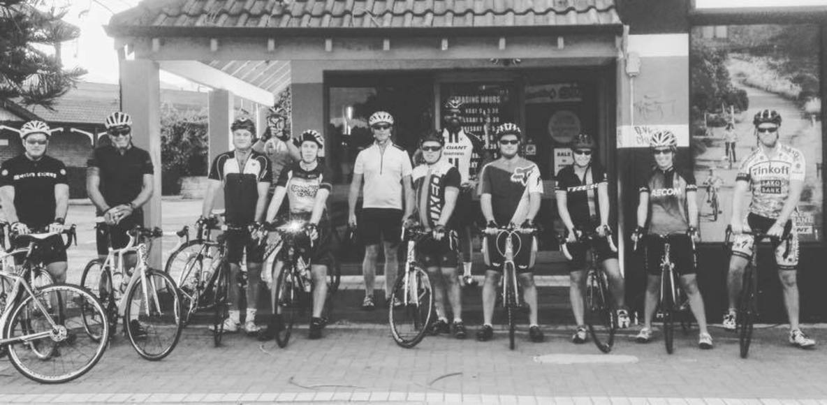 Cott Cycles Group Ride