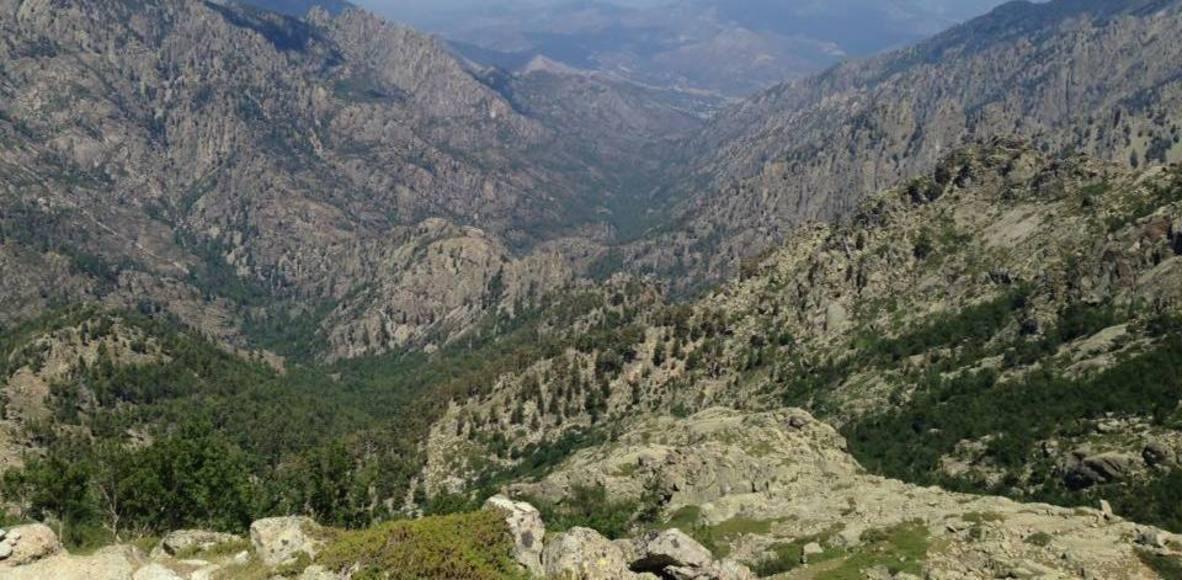 Strava Corsica